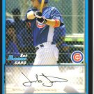 2009 Bowman Prospects  #8 Jericho Jones   Cubs