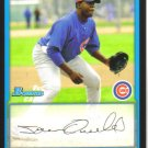 2009 Bowman Prospects  #10 Jose Ceda   Cubs