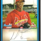 2009 Bowman Prospects  #14 Samuel Freeman   Cardinals