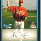 2009 Bowman Prospects  #15 Adam Reifer   Cardinals