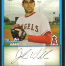 2009 Bowman Prospects  #18 Jordan Walden   Angels