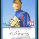 2009 Bowman Prospects  #20 Neil Ramirez   Rangers