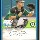 2009 Bowman Prospects  #24 Petey Paramore   A's