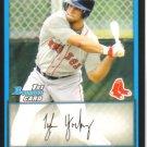 2009 Bowman Prospects  #26 Tyler Yockey   Red Sox