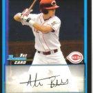 2009 Bowman Prospects  #30 Alex Buchholz   Reds