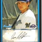 2009 Bowman Prospects  #69 Jose Duran   Brewers