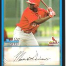 2009 Bowman Prospects  #72 Michael Swinson   Cardinals