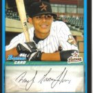 2009 Bowman Prospects  #81 Rene Garcia   Astros