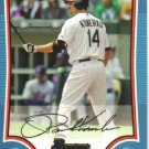 2009 Bowman Blue  #127 Paul Konerko   White Sox  /500