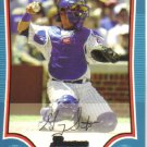 2009 Bowman Blue  #164 Geovany Soto   Cubs  /500