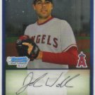 2009 Bowman Prospects Chrome  #18 Jordan Walden   Angels