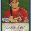 2009 Bowman Prospects Chrome  #68 Matt Rigoli   Cardinals