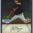 2009 Bowman Prospects Chrome  #88 Jose Barajas   Orioles