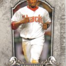 2008 Upper Deck Piece of History  #3 Justin Upton   Diamondbacks