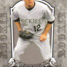 2008 Upper Deck Piece of History  #115 Seth Smith  RC  Rockies