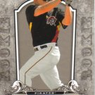 2008 Upper Deck Piece of History  #137 Steven Pearce  RC  Pirates