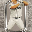 2008 Upper Deck Piece of History  #143 Jeff Clement  RC  Mariners