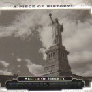 2008 Upper Deck Piece of History  #157 Statue Of Liberty   Historical Moments