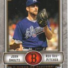2009 Upper Deck Piece of History  #6 John Smoltz   Red Sox