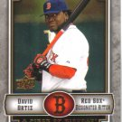 2009 Upper Deck Piece of History  #13 David Ortiz   Red Sox