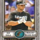2009 Upper Deck Piece of History  #37 Dan Uggla   Marlins