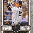 2009 Upper Deck Piece of History  #65 Hideki Matsui   Yankees