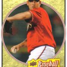 2008 Upper Deck Heroes  #1 Brandon Webb   Diamondbacks
