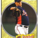 2008 Upper Deck Heroes  #8 Tom Glavine   Braves
