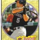 2008 Upper Deck Heroes  #56 Matt Holliday   Rockies