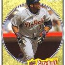 2008 Upper Deck Heroes  #63 Gary Sheffield   Tigers