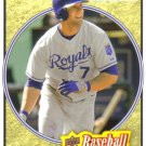 2008 Upper Deck Heroes  #79 Alex Gordon   Royals