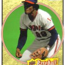 2008 Upper Deck Heroes  #103 Rod Carew   Angels