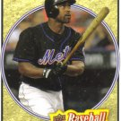 2008 Upper Deck Heroes  #110 Carlos Delgado   Mets