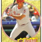 2008 Upper Deck Heroes  #137 Pat Burrell   Phillies