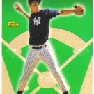 1993 Topps  #98 Derek Jeter  RC  Yankees