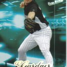 2007 Fleer Ultra  #211 Lee Gardner  RC  Marlins
