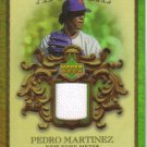 2007 Upper Deck Artifacts Apparel Limited Edition  #MLP-PM Pedro Martinez   Mets  /130