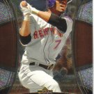 2007 Upper Deck Elements  #69 Jose Reyes   Mets