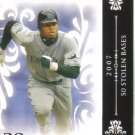 2008 Topps Moments & Milestones  #47 - 29 Carl Crawford   Rays  /150