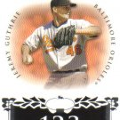 2008 Topps Moments & Milestones  #109 - 123 Jeremy Guthrie   Orioles  /150