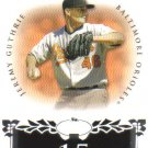 2008 Topps Moments & Milestones  #109 - 15 Jeremy Guthrie   Orioles  /150
