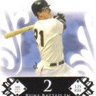 2008 Topps Moments & Milestones  #122 - 2 Jeff Kent   Giants  /150