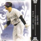 2008 Topps Moments & Milestones  #125 - 12 Matt Holliday   Rockies  /150