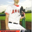 2008 Topps Stadium Club #103b Nick Adenhart  RC  Angels  /999