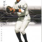 2008 Upper Deck SP Authentic  #37 Alex Rodriguez   Yankees