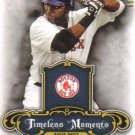 2009 Upper Deck Piece of History Timeless Moments  #DO David Ortiz   Red Sox  /999