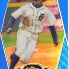 2008 Topps Finest Blue Refractor  #95 Curtis Granderson   Tigers  /299