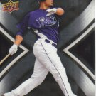 2008 Upper Deck Starquest Common  #37 Carlos Pena   Rays