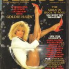 January 1985  Playboy Magazine    Goldie Hawn