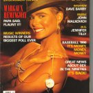 May 1990  Playboy Magazine    Margaux Hemingway